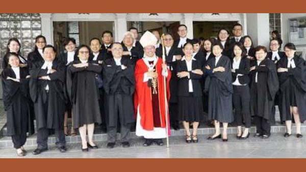 Red Mass Kuching 2018   Catholic Lawyers Malaysia
